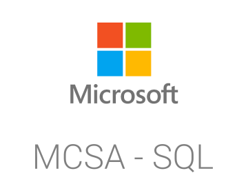 MCSA SQL 2016: Administering SQL Database Infrastructure 20764A